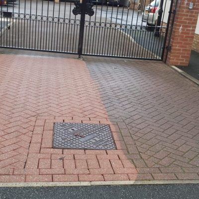 Block paving cleaning company southport merseyside